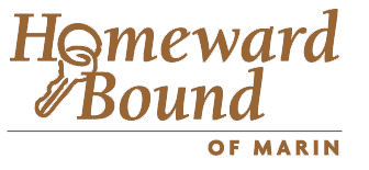 Homeward bound logo brown