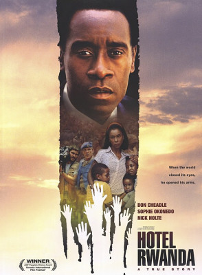 "Movie Night May 27 ""Hotel Rwanda"" @ DeHaan Center, Pilgrim Park"