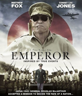 "Movie Night June 24 ""Emperor"" @ DeHaan Center, Pi"
