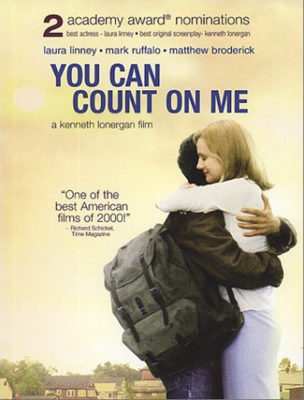 """Movie Night March 24  """"You Can Count On Me"""" @ DeHaan Center, Pilgrim Park"""