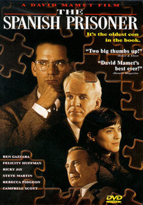 "Movie Night April 21 ""The Spanish Prisoner"" @ DeHaan Center - PilgrimPark"