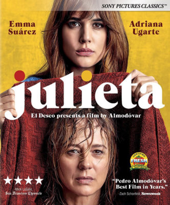 "Movie Night August 25 - ""Julieta"" @ DeHaan Center, Pilgrim park"