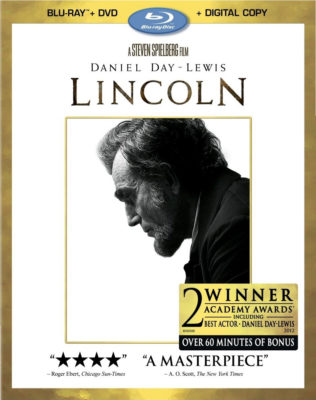 "Movie Night Sept 22 -- ""Lincoln"" @ DeHaan Center Pilgrim Park"